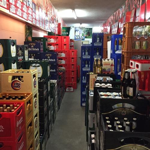 Getränke Markt und Bringdienst in Köln